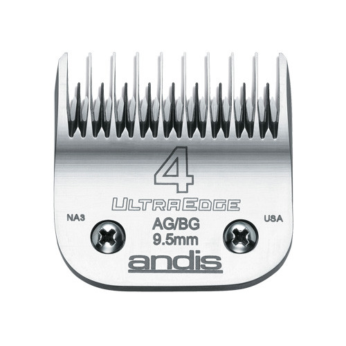 Andis Scherkopf Nr. 4 - 9,5 mm