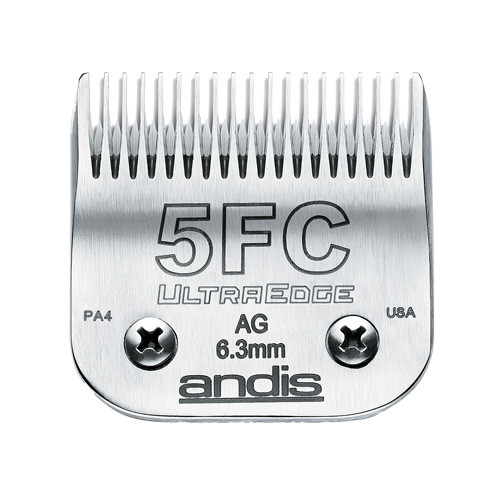 Andis Scherkopf Nr. 5FC - 6,3 mm