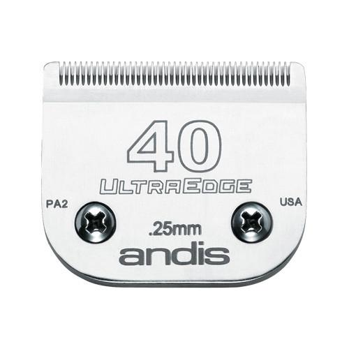 Andis Scherkopf Nr. 40 - 0,25 mm
